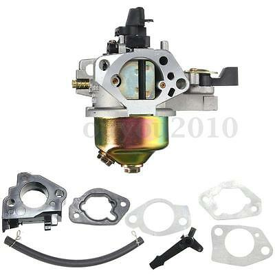 Adjustable Carburetor Carb + Gaskets For HONDA 13HP GX390 GX340 Engine Replaces