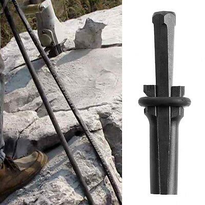 9/16'' Plug Wedges and Feather Shims Rock Stone Concrete Splitter Hand Tool NEW