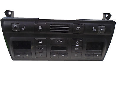 *audi A6 C5 98-01 Single Din Heater Climate Control Panel Heated Seat 4B0820043Q