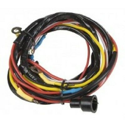 ford tractor wiring wire harness n front mount distributor 8n front mount distributor ford tractor wiring harness
