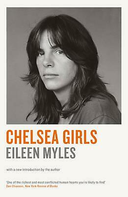 Chelsea Girls by Eileen Myles (English) Paperback Book Free Shipping!