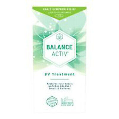Balance Activ BV Vaginal Pessaries (7) For Bacterial Vaginosis