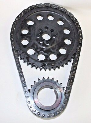 OLDSMOBILE BILLET Double Roller Timing Chain and Gears