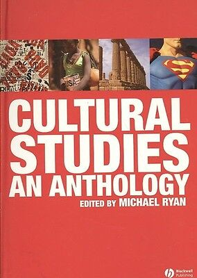 Cultural Studies: An Anthology by Michael Ryan Hardcover Book (English)