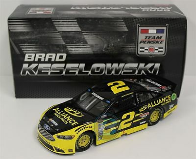 Brad Keselowski #2 Alliance Truck Parts 2016 1/24 Scale NASCAR Cup Diecast