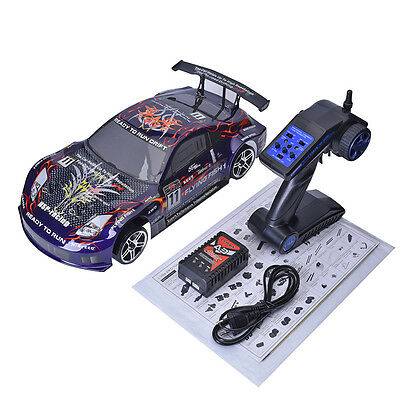 HSP 1/10 Scale Electric 4WD On road Racing Drift Car SP03302 Brushless RC540 RTR
