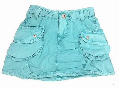 Girls Diesel Skirt Goccia Turquoise Age 2-8 Years NEW