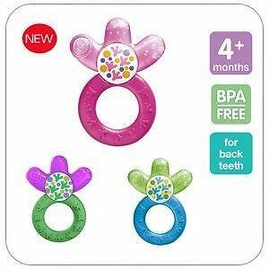 Mam Cooler Teether - Colour & Design May Vary