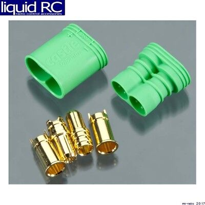 Castle Creations 011-0053-00 6.5mm Polarized Bullet Connector 6.5mm