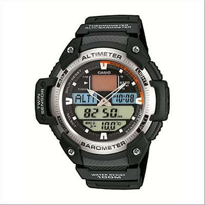 Orologio Digitale Casio Collection Sgw-400H-1Bver Barometro Termometro Altimetro