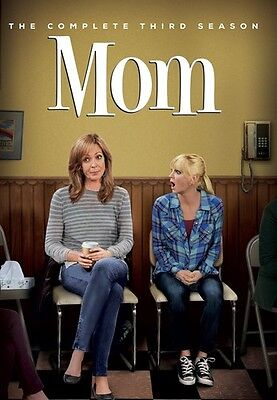 Mom: The Complete Third Season - 3 DISC SET (2016, REGION 1 DVD New)