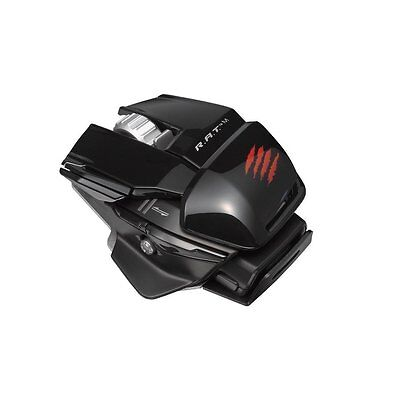 Mad Catz R.A.T.M Wireless Gaming Mouse Black