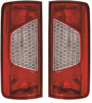 Ford Transit Connect 2009-2013 Rear Tail Light Lamps Left & Right Pair