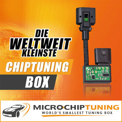 Micro Chiptuning VW Golf V 2.0 TDI 140 PS Tuningbox mit Motorgarantie
