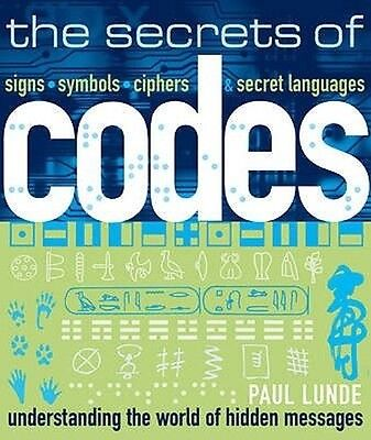 Secrets of Codes by Paul Lunde Paperback Book