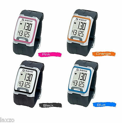 Sigma PC 3.11 German Made Heart Rate Monitor In 4 Colours Running & Cycling