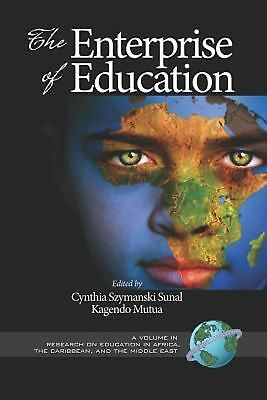 The Enterprise of Education (PB) by Kagendo Mutua (English) Paperback Book Free