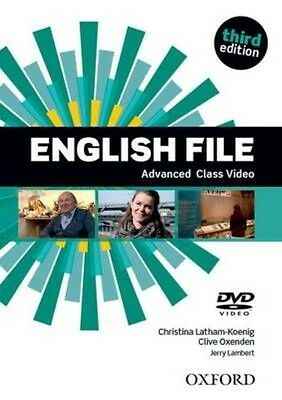 English File Advanced Class DVD by Clive Oxenden