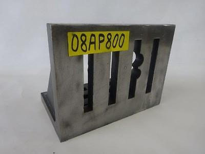 """8"""" x 6"""" x 5"""" Slotted Angle Plate Workholding Fixture"""