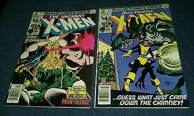 The Uncanny X-Men #143 144 kitty pryde christmas and 1st appearance of d'spayre!
