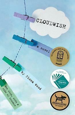 Cloudwish by Fiona Wood Paperback Book Free Shipping!