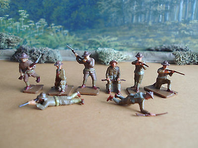 Airfix World war 1 American infantry 1/72 painted