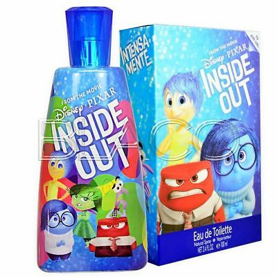Inside Out Profumo Edt - 100Ml Per Bambini Cartoon