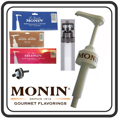 Monin Pumps All