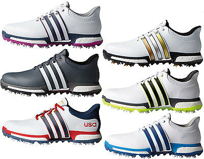 Adidas Tour 360 Boost Golf Shoes 2016 Mens New - Choose Color & Size!