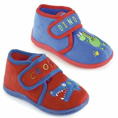 Toddlers Crocodile & Dinosaur Slippers