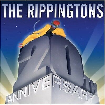 The Rippingtons - 20th Anniversary Celebration [New CD]