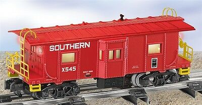 American Flyer Lionel 6-48728 Southern Bay Window Caboose S Scale Model Trains