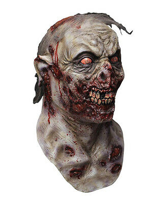 Infected Zombie Latex Maske