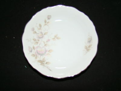 Fine China Of Japan Gold Wild Rose Lot Of 4 Fruit Bowls Excellent