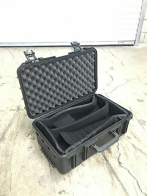 SKB iSeries 1813-7 Waterproof Case (with dividers) - 3i-1813-7B-D Shipping Case