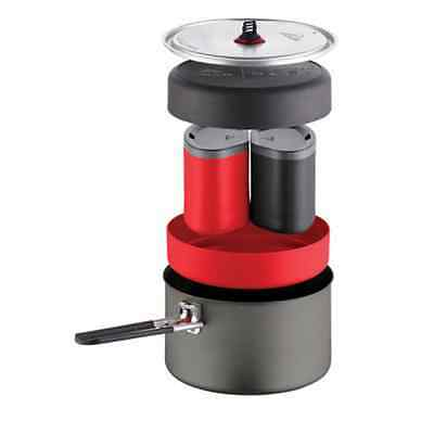 MSR Alpinist 2 System - Cooking Pot and accessories