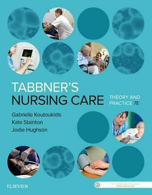 Tabbner's Nursing Care: Theory and Practice by Gabby Koutoukidis Paperback Book