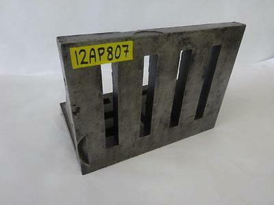 """12"""" x 9"""" x 8"""" Slotted Angle Plate Workholding Fixture"""