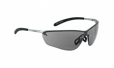 Bolle Silium Safety Glasses Spectacles – Smoke Lens – Anti Mist