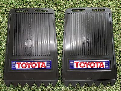 1 Pair Mud Flaps Fitfor Toyota Hilux Rn10 Rn20 Rn25 Rn30 New