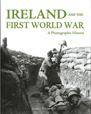 Ireland and the First World War by Cormac O. Comhrai Hardcover Book (English)