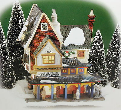 Brand New - Dept 56  - Dickens Village - The China Trader