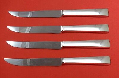 Continental by International Sterling Silver Steak Knife Set Texas Sized Custom