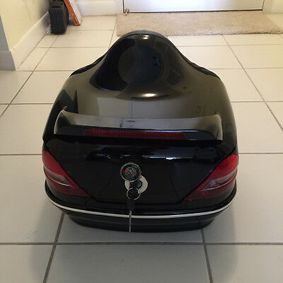 Scooter trunk
