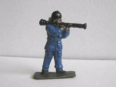 1 x LONE STAR BRITISH PARATROOPER 1960's PLASTIC TOY SOLDIER. HARVEY SERIES.