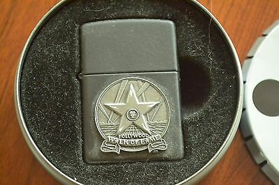 ZIPPO Lighter, Stars of Hollywood, Walk of Fame - 218HW.103, 2000, Unfired, M654
