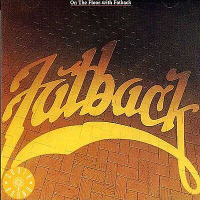The Fatback Band - On the Floor [New CD] UK - Import