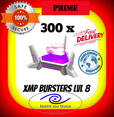 INGRESS 300 XMP8  burster  Lvl 8  LEVEL 8 L8 bursters