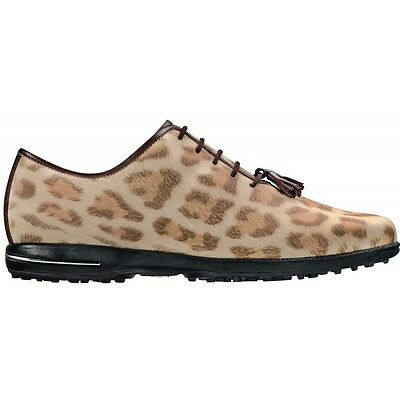 FOOTJOY WOMEN'S TAILORED COLLECTION GOLF SHOES SIZE 6.5 STYLE 91642a