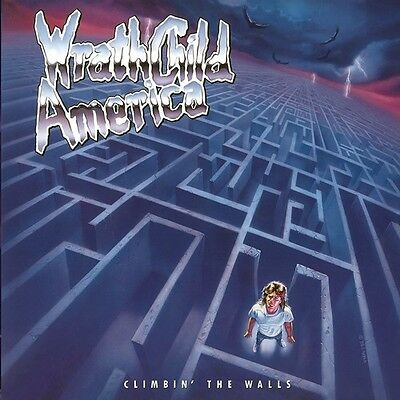 Wrathchild America - Climbin The Walls [New CD] Rmst, Special Edition, UK - Impo
